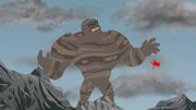 Arnold Captain Rock Man sedimentary