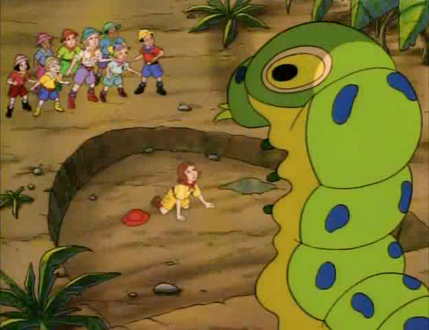 Butterfly And The Bog Beast The Magic School Bus Wiki Fandom