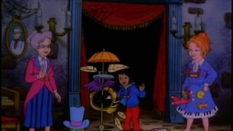 The Magic School Bus In the Haunted House