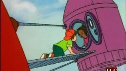 The Magic School Bus S04E04 Goes On Air Air Pressure
