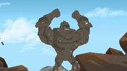Arnold Captain Rock Man igneous