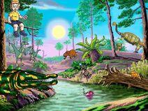 The Magic School Bus Explores in the Age of Dinosaurs Triassic Arizona