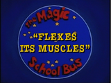 Flexes Its Muscles
