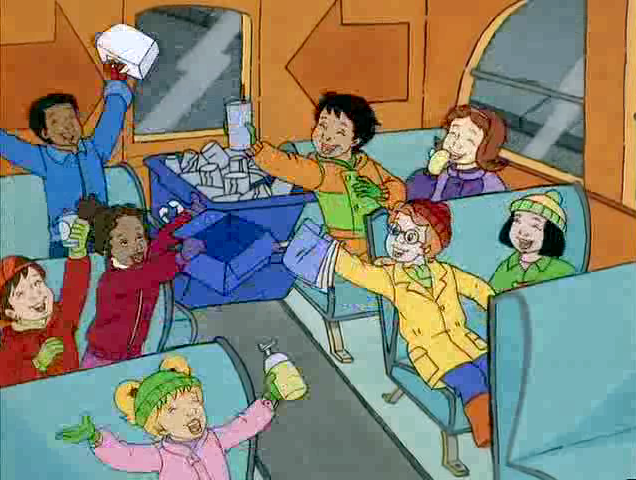 Holiday Special   The Magic School Bus Wiki   FANDOM powered by Wikia