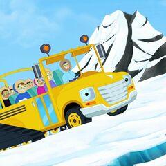 Glacier Climbing Vehicle