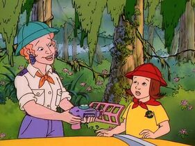 Magic School bus 18 Butterfly and the Bog Beast