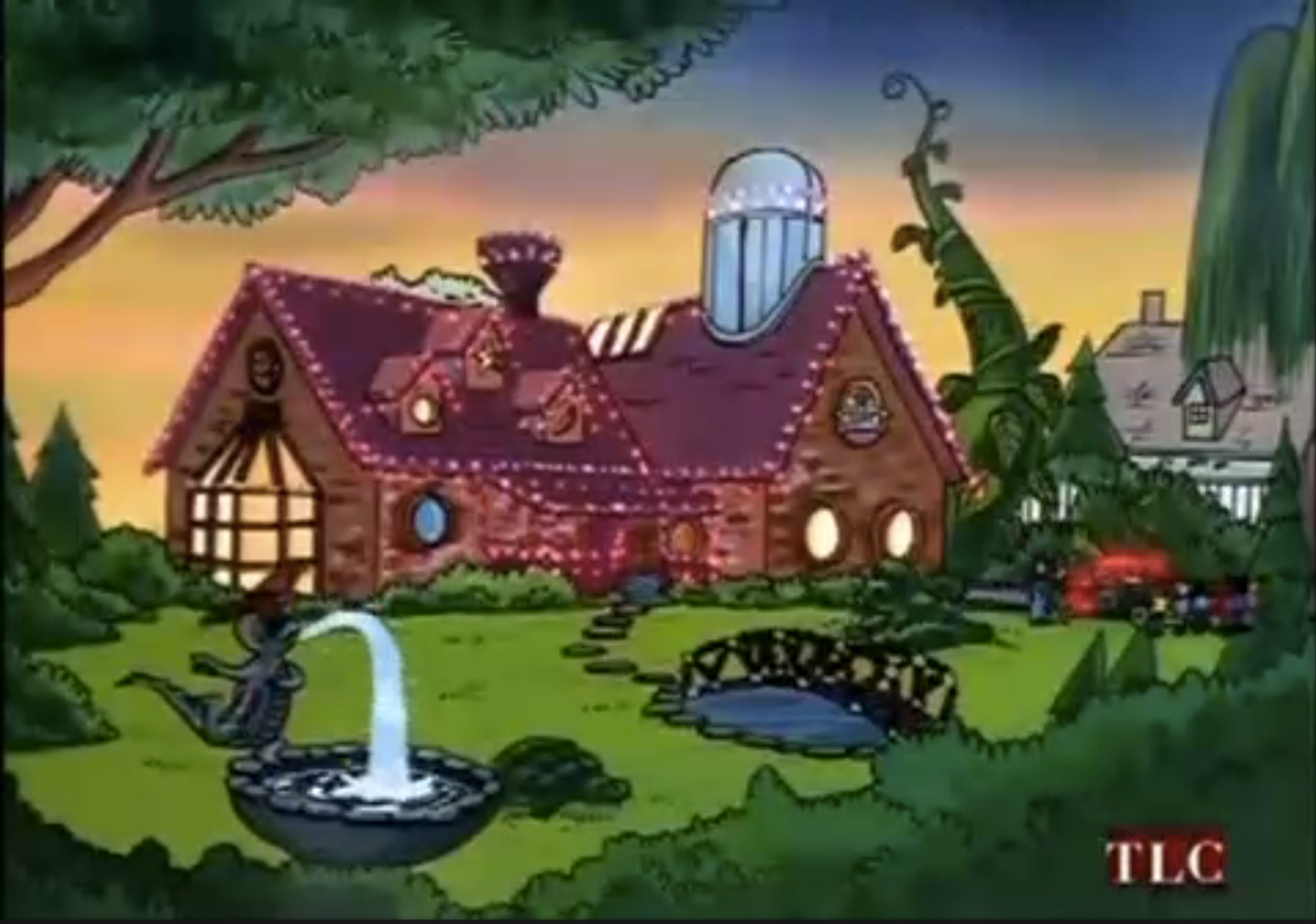 ms frizzles house the magic school bus wiki fandom
