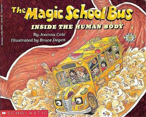 The Magic School Bus Inside the Human Body | The Magic School Bus ...