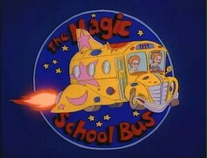 The Magic School Bus title credit