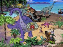 The Magic School Bus Explores in the Age of Dinosaurs Jurassic Tanzania