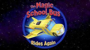 The Magic School Bus Rides Again Title Card