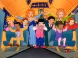 Ms. Frizzle's Class