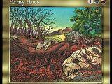 Armata di Formiche (Army Ants)