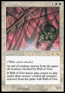 Wall of NetsEX