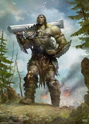 Giant WarriorART2