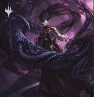 Ashiok, Nightmare MuseART1