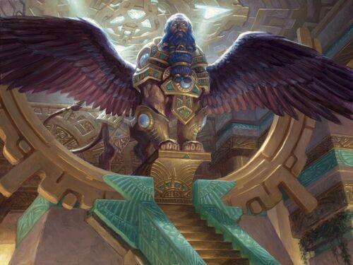 Azor, the LawbringerART1