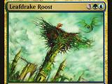 Trespolo del Dragofoglioso (Leafdrake Roost)