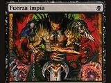 Forza Diabolica (Unholy Strength)