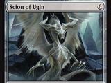 Erede di Ugin (Scion of Ugin)