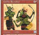Goblin Reclutatore (Goblin Recruiter)