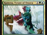 Kumena, Tiranno di Orazca (Kumena, Tyrant of Orazca)