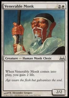 Venerable MonkDDDvsD