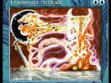 Transmute Artifact