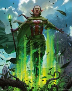 Nissa, Who Shakes the WorldART2