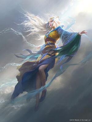 Mu Yanling, Sky DancerART1