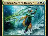Tishana, Voce del Tuono (Tishana, Voice of Thunder)