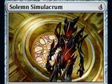 Simulacro Solenne (Solemn Simulacrum)