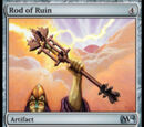 Scettro della Rovina (Rod of Ruin)