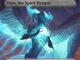 Ugin, lo Spirito Drago (Ugin, the Spirit Dragon)