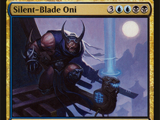 Oni Lama Silenziosa (Silent-Blade Oni)