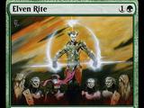 Rito Elfico (Elven Rite)