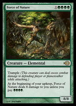 Force of NaturePRM