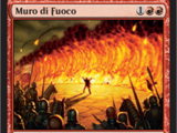 Muro di Fuoco (Wall of Fire)