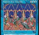 Vodalian War Machine