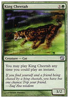King Cheetah9
