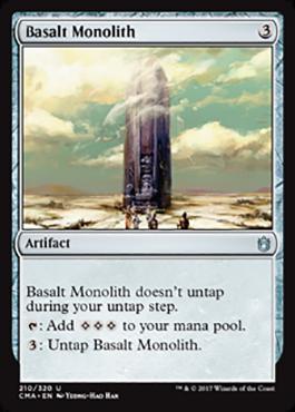 Basalt MonolithCMA2