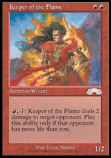 Keeper of the FlameEX