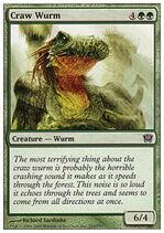 Craw Wurm9