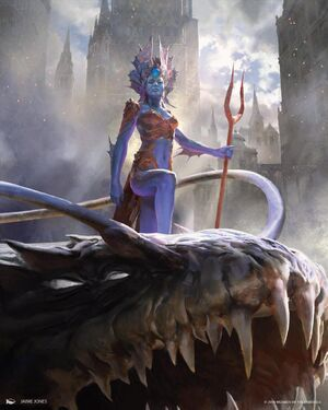Kiora, Behemoth BeckonerART2