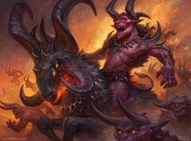 Zurzoth, Chaos RiderART1
