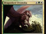 Signore dei Draghi Dromoka (Dragonlord Dromoka)