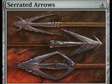 Frecce Dentellate (Serrated Arrows)