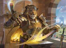 Nazahn, Revered BladesmithART1