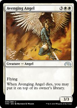 Avenging AngelTPR