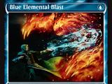 Scarica Elementale Blu (Blue Elemental Blast)